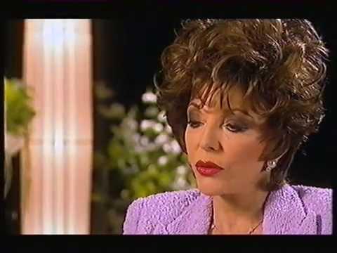 South Bank Show  -  Joan Collins Interview -  c1999  -  Melvyn Bragg