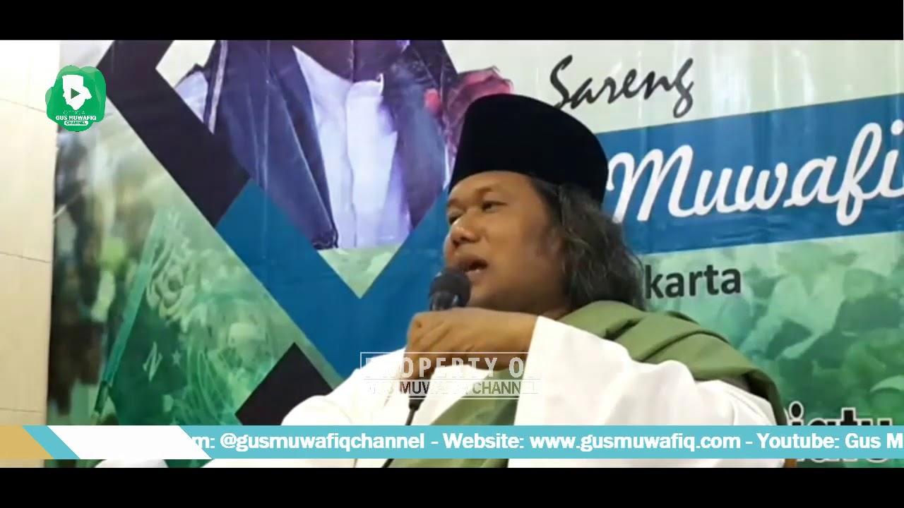 Gus Muwafiq Ngaji Ahad Wage Dan Menyambut Maulid Nabi Saw