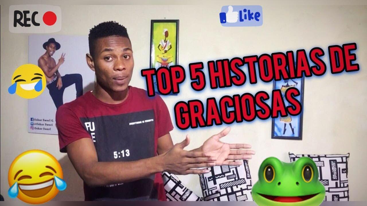 TOP 5 DE HISTORIAS GRACIOSAS   Oskar swerl