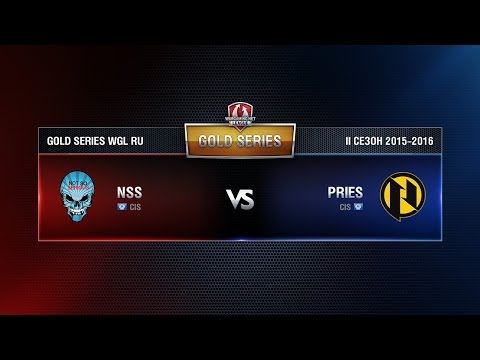 PRIES.G2A vs NSS TEAM Week 9 Match 1 WGL RU Season II 2015-2016. Gold Series Group Round