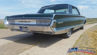1965 Chrysler New Yorker coupe - RARE TAILLIGHTS for sale at littleamerica.de