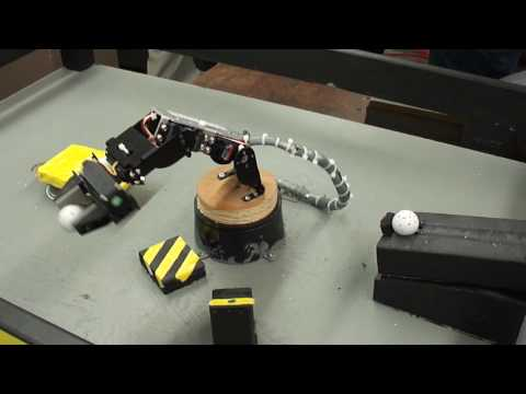 Mechanotek Robot Arm