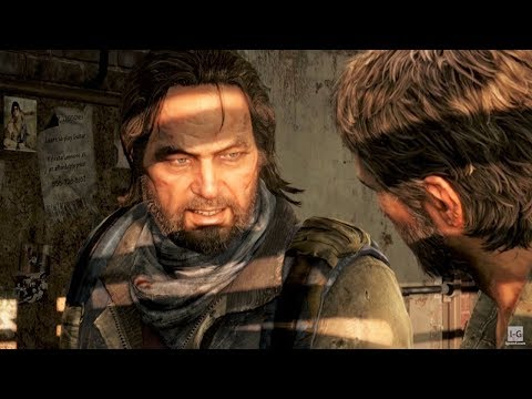 Bill's Traps - Bill's Town - The Woods - The Last Of Us