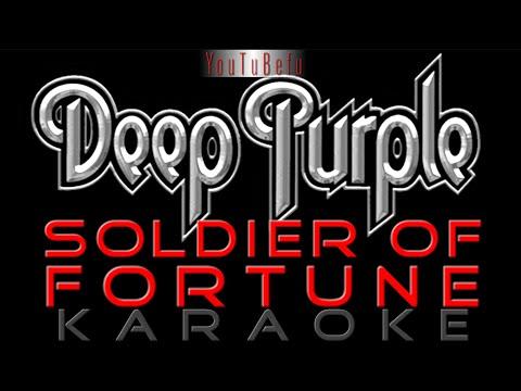 Soldier of fortune (KARAOKE)