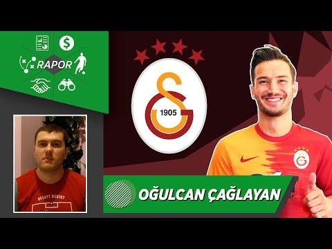 Galatasaray Transfer Hedefi: Oğulcan Çağlayan