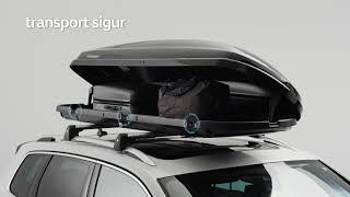 Cutii bagaje originale Volkswagen