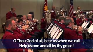 The New York Staff Band Congregational Song Accompaniments: Sound the Battle cry - Stafaband