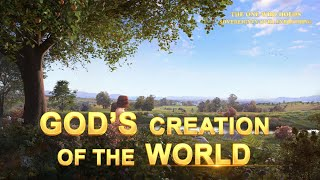 God's Creation of the World