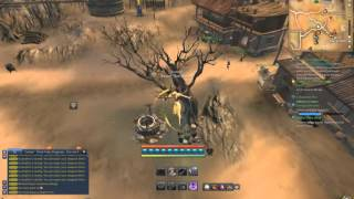 blade and soul easy falling star title