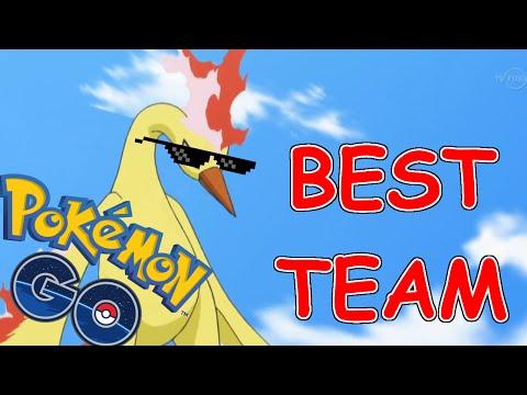 Join TEAM VALOR in Pokemon GO!