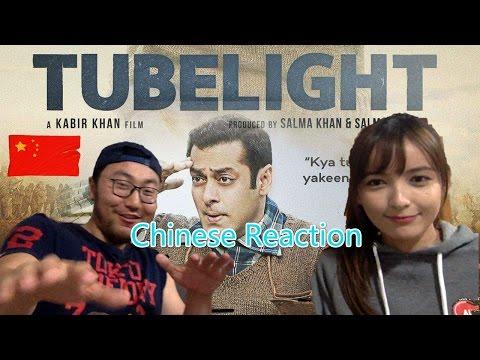 Chinese React to Tubelight Official Teaser Reaction| Salman Khan | Kabir Khan|Zhu Zhu