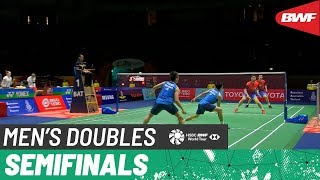 SF | MD | GOH V/TAN (MAS) [4] vs. HUANG/LIU (CHN) | BWF 2020