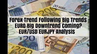 Best Forex Trades EUR/USD EUR/JPY Big Downtrend to Unfold? Technical & Sentiment Analysis 22/03