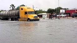 Agua Dulce Texas Flood 5-13-15