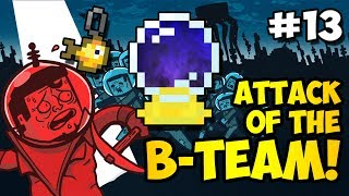 Minecraft: SECURITY CAMERA TESTING - Attack of the B-Team Ep. 13 (HD)