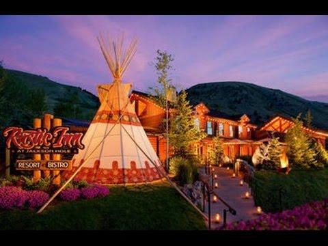 Rustic Inn Resort - Jackson, Wyoming