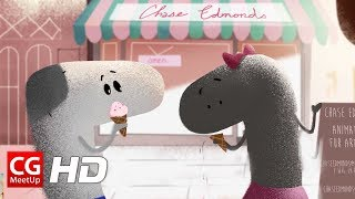 "CGI Animated Short Film: ""Sockword Animated Love Story"" by The Animation School 