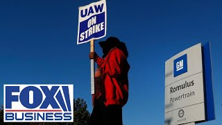 Who's the biggest loser of the GM, UAW strike?
