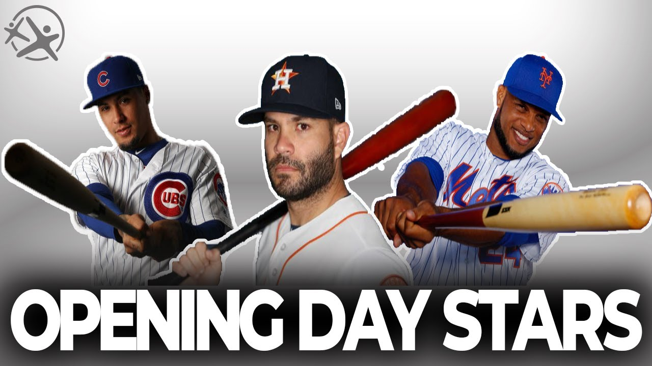 MLB Opening Day Top Performers