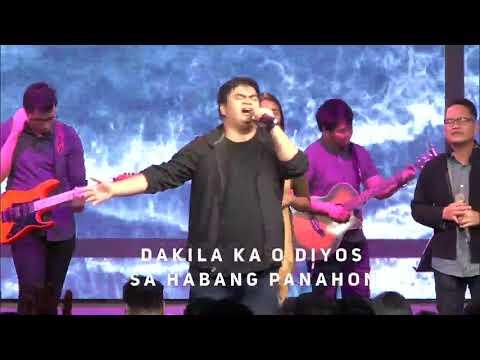 Dakilang Katapatan medley Kay Kristo Lang (Live Worship led