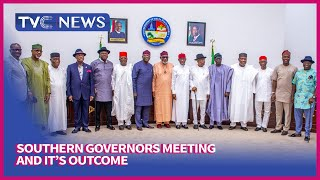 [TVC Breakfast] Outcome Of Southern Governors Meeting