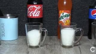 Repeat youtube video You will never drink Coca Cola, Mirinda or any soft drink after watching this