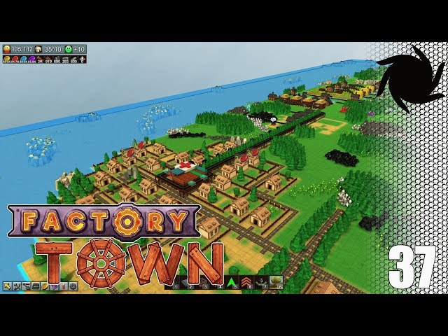 Factory Town - S02E37 - Town Redesign