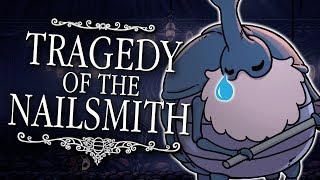 HOLLOW KNIGHT LORE - The Sad Story of the Nailsmith