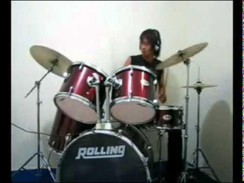 Prasta Dewangga - Drum Cover Sahabat Jadi Cinta (Zigaz Cover)