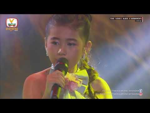 Team Sokun Kanha - Kmean Thngai Oun Min Yum (Live Show  Final | The Voice Kids Cambodia 2017)