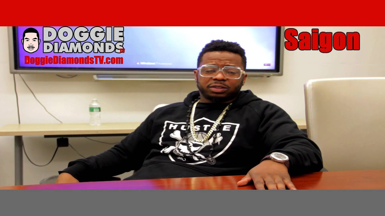 Saigon Speaks On His Battle To Stay Conscious Or Do Wicked Trap Music For Profit