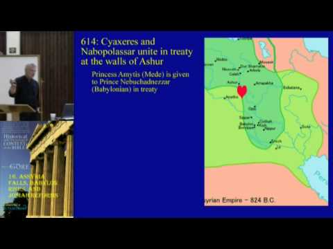 16. Assyria Falls, Babylon Rises, and Josiah Reforms