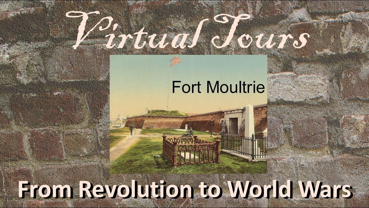 Fort Moultrie: From Revolution to World Wars