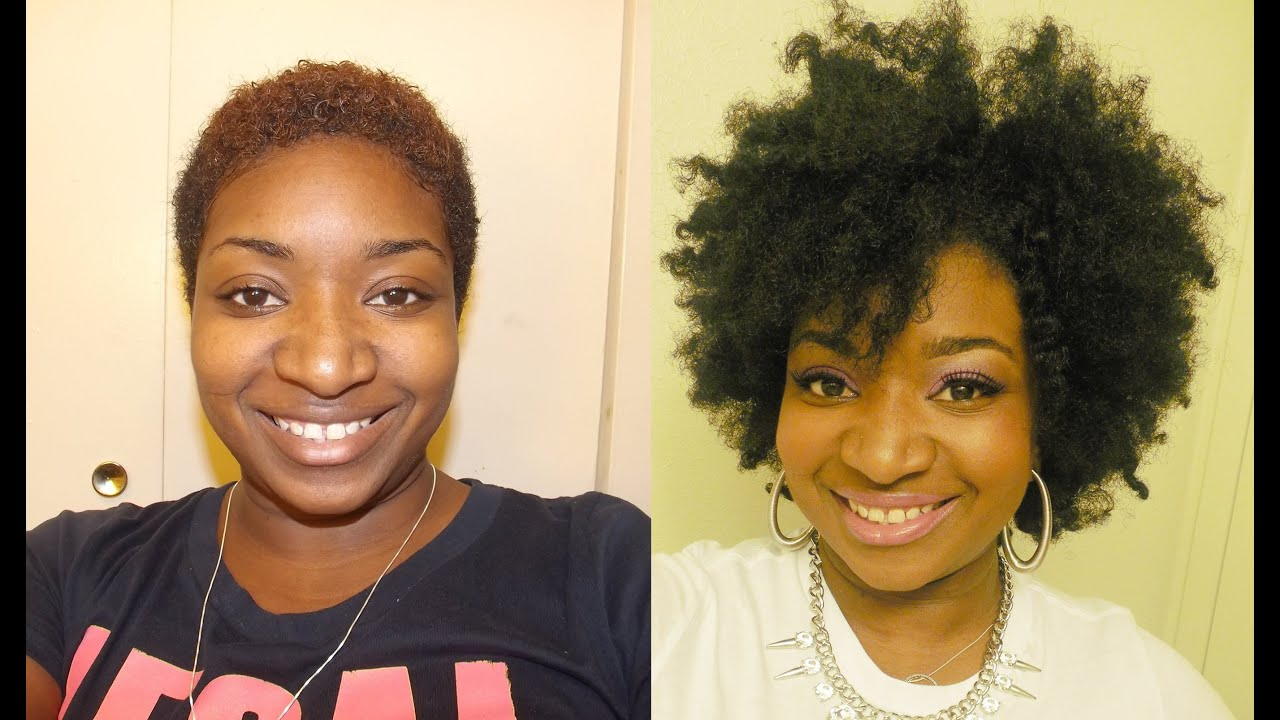 Months Natural Hair Journey