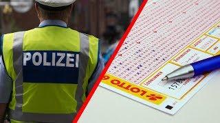 Lotto Betrüger ruft falschen an: Polizeichef SWAT [Bonus Anrufvideo]