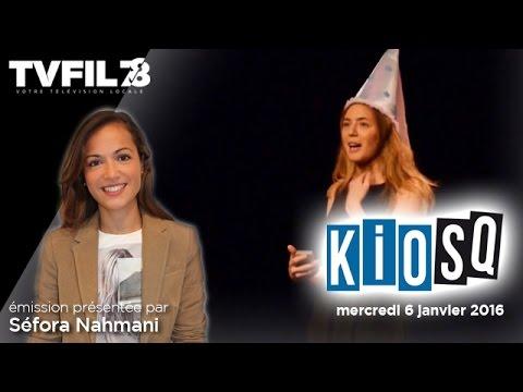 Kiosq – Edition du mercredi 6 janvier 2016