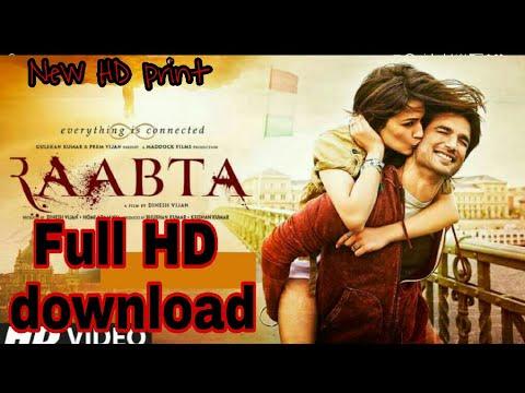 Raabta Full Movie Download In HD New  Print