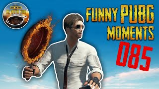 PUBG Funny Moments Clips Plays WTF #085 - MAY THE PAN BE WITH YOU (Playerunknown's Battlegrounds)