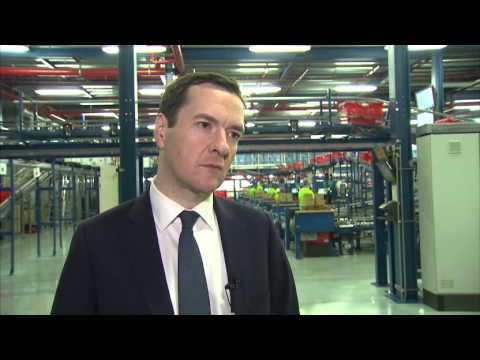 Chancellor George Osborne pressed over tax affairs   BBC News