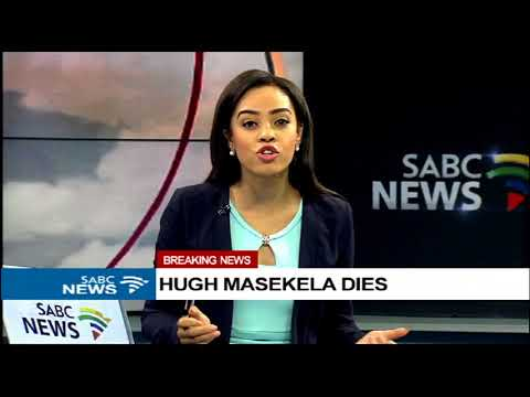 Legendary musician Hugh Maseke hugh masekela