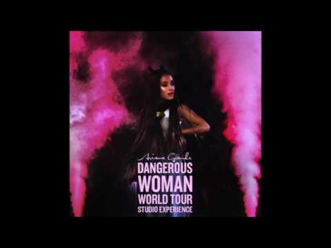 Ariana Grande - Side To Side (Live Studio Version)  [Dangerous Woma Tour]