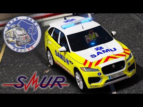 [GTA 5] Médecin du SAMU/SMUR #INTERVENTION13