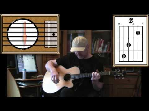 Smile - Nat King Cole - Acoustic Guitar Lesson