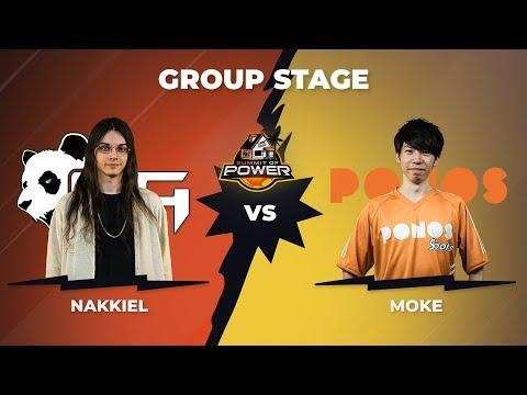 Nakkiel vs moke - Group Stage: Pool B - Summit of Power