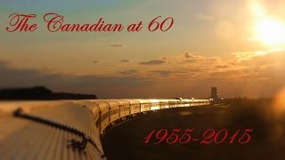 Via Rail #1 The Canadian Celebrating 60 Years of a Streamliner!