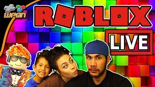 Live ROBLOX Stream Now - Subscriber Chat (12-3-17)