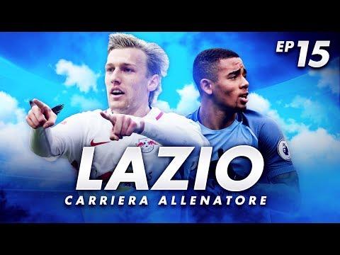 SI CERCANO TOP PLAYERS!! CALCIOMERCATO NUOVA STAGIONE!!- FIFA 17 CARRIERA ALLENATORE LAZIO EP.15