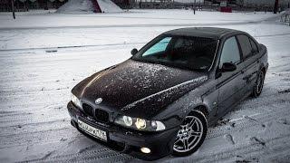 Тест Драйв Пассажирского: BMW 530d M-Package (E39)