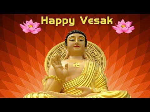 Happy Vesak Wesak Day 2019 Wishes Greetings Sms Whatsapp Video