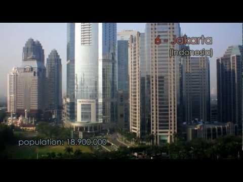 Biggest Cities and Metropolitan Areas Around the World